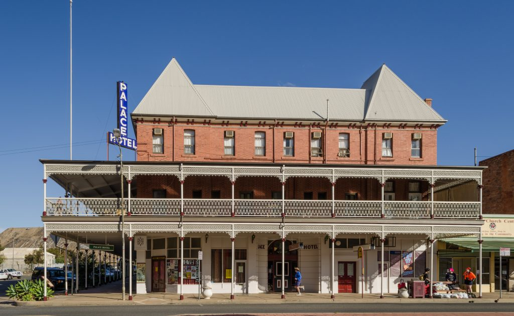 broken hill restaurants