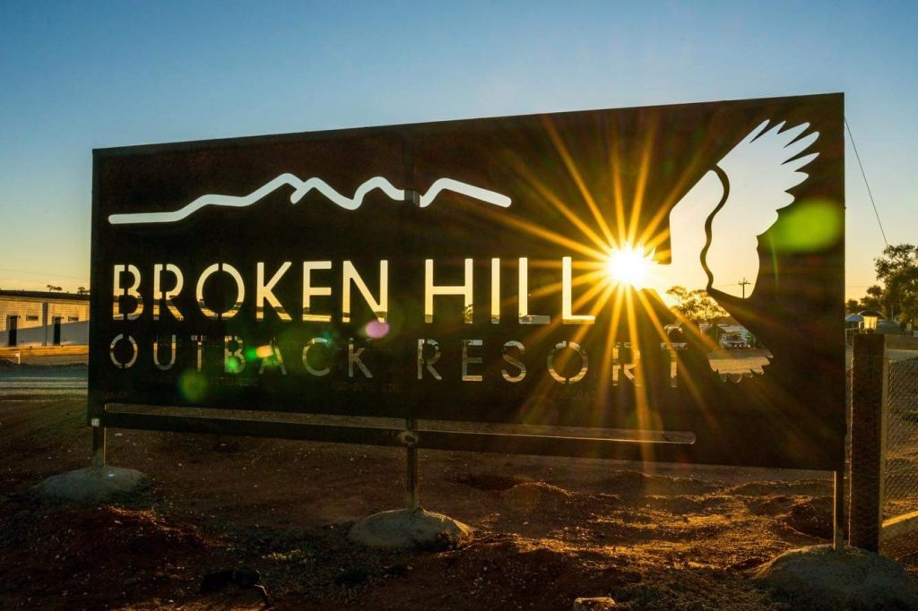 accommodation broken hill