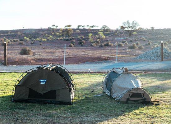 caravan parks in broken hill
