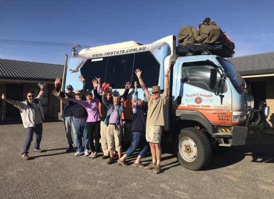 outback tours